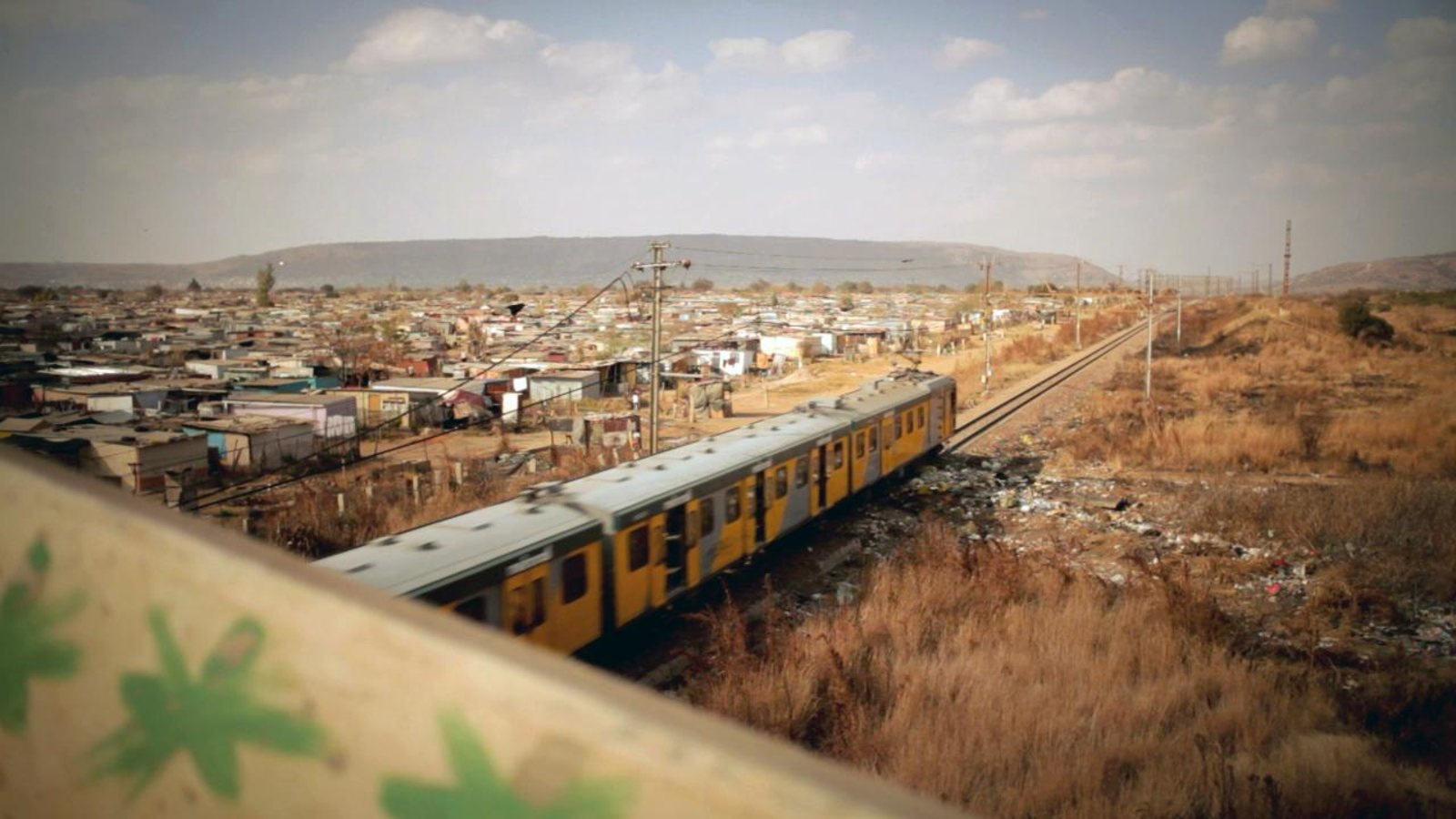 Meanwhile in Mamelodi - The Mamelodi township in South Africa