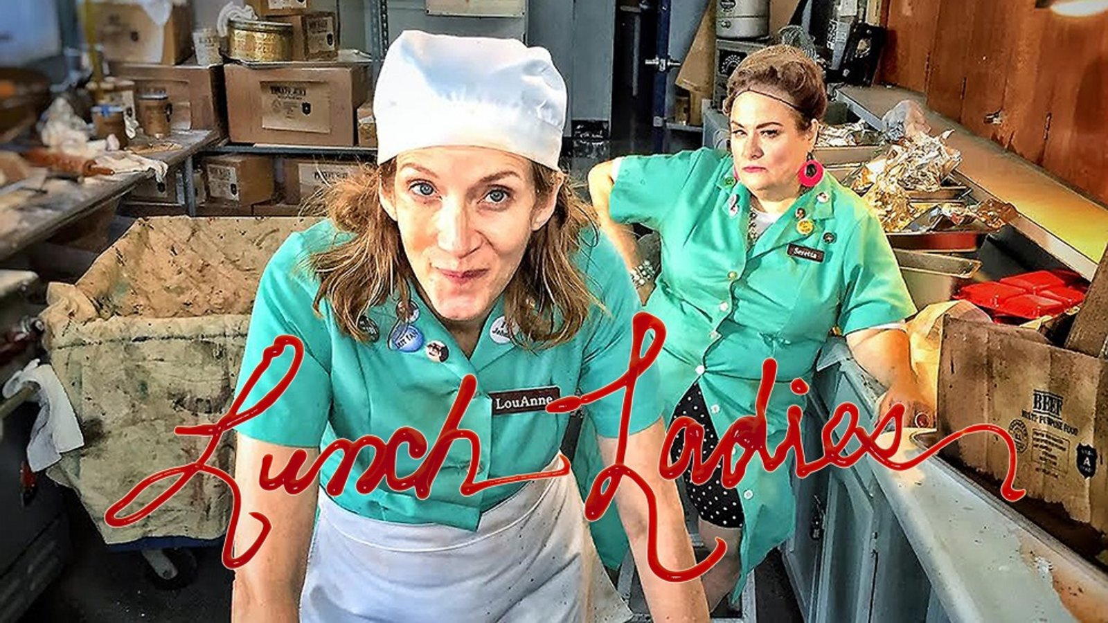 Lunch Ladies