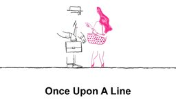 Once Upon a Line